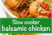 Slow Cooker Reciped