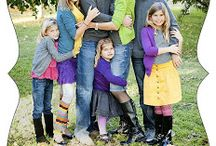 Family pic ideas / by Amy Walker