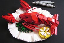 Lobster Stuff! / by Jennifer Willis