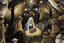 Jezis a Panna Maria