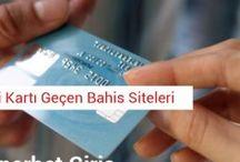 Kredi Kartı Kabul Eden Bahis Siteleri