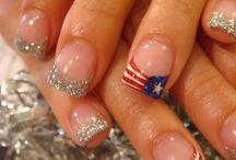 Nails / by NoOk SupawadeeFitz