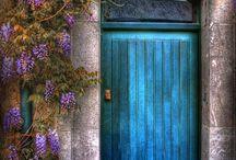 Porte e serrature / Intorno al mondo..