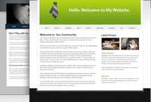 setting up your own website