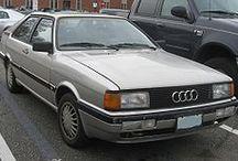 Audi Coupe B2 80