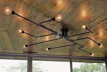 Large bedroom ceiling light