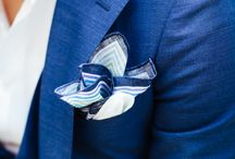 Men in Blue / Men who can wear blue  Blue is refreshing, an audience builder, the Communicator
