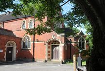 Purley United Reformed Church / A friendly, welcoming community based church in the heart of Purley, Surrey