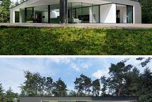 Arquitetura Externa / Fachadas, Edifícios / by 3DBOX i3d