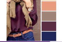 combinaçoes de cores