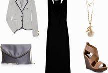 Cách mặc váy maxi đi làm