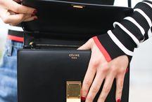 Box bag Céline