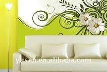 malba na stenu