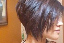 Kort hår