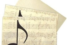 Musical cards