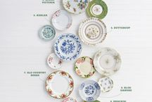 floral China patterns