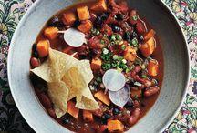 Food- Soups, Stews, and Chilis