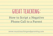 Best of www.musicteachingandparenting.com / Best and most searched posts from the blog www.musicteachingandparenting.com