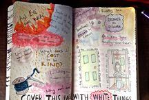 Journal / My Wreck This Journal along with inspirations and cool wrecks