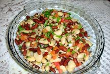 Three Bean Salad / Very healthy and nutritious salad