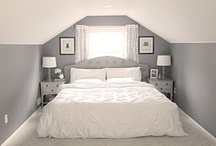Bedroom Ideas / by Susan Manion McDowell