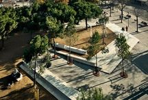 Urban Garden & Landscape / Urban jungles, gardens and public spaces.