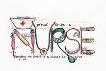 tender loving care / for the love of nurse