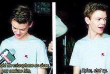 Dylan & Thomas
