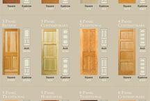 Pintu panel 1 mix