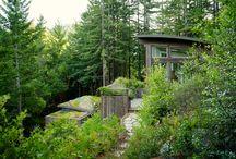 Cozy Cabins / by Brett Sichello Design
