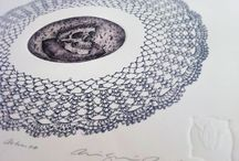 Drypoint and multimedia