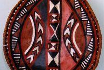 Ethnic art and design