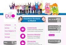Portfolio: Páginas web / Páginas web diseñadas por Tíndalos Diseño Intuitivo