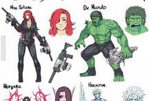 Marvel h