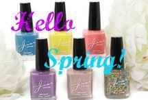 Hello Spring! (Spring 2015)