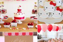 Hello Kitty 2nd Birthday Party