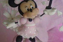 cake Mickey Minnie