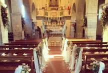 Church Wedding Decoration / Church Decoration