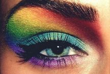 Pride make up