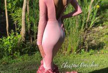 Christian OmeShun Gowns / Custom Prom Dresses