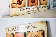 Lovely gift ideas / DIY ideas for gifts