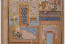 Manuscripts  of  Yusuf and zulayka