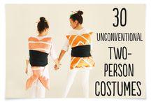 HALLOWEEN// costume ideas / by Jenn Schrimper