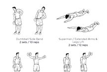 Men's Full Body Workout