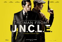 The Man from U.N.C.L.E. (2015) / Two agents team up on a joint mission to stop a mysterious international criminal organization led by Victoria Vinciguerra, which is bent on destabilizing the fragile balance of power through the proliferation of nuclear weapons and technology.