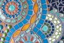 mozaiek vloer