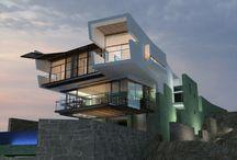 Architecture / by Karen Bott