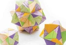 Papírhajtogatás - Origami