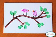 Preschool crafts / by Kendra Marsh Folks