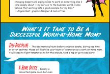 Working at Home / by Michelle Shaeffer